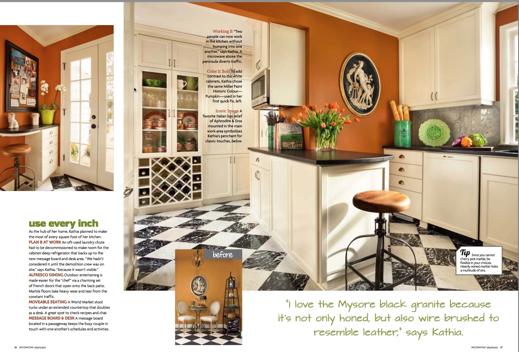kitchen p 1 kitchen p - Kitchen Remodeling Magazine
