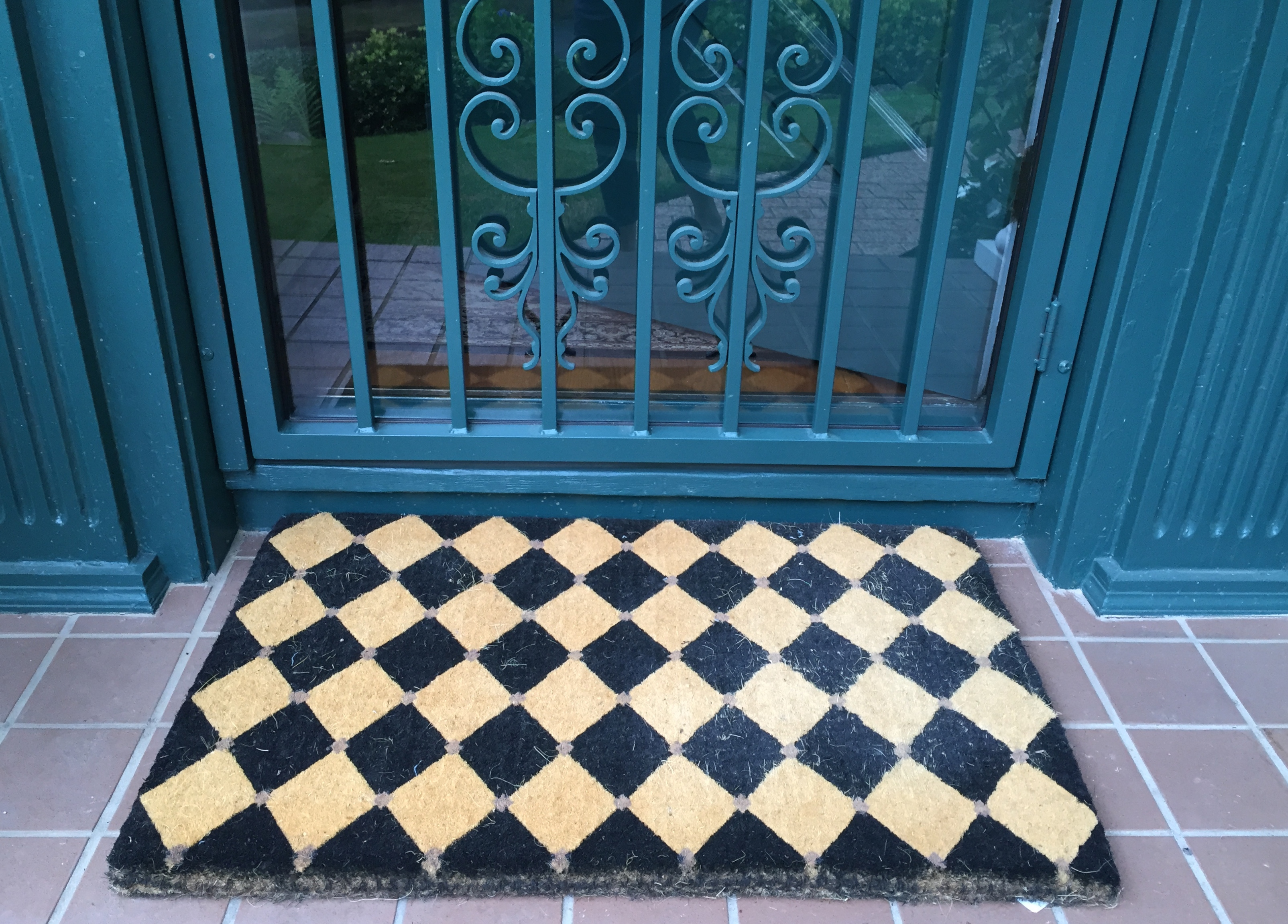 Curb Appeal Door Mat