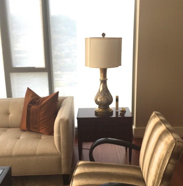 Winthrop Condo Lamp